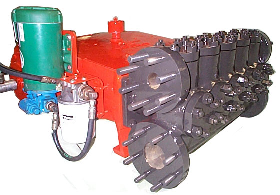 B,G&S Pumps